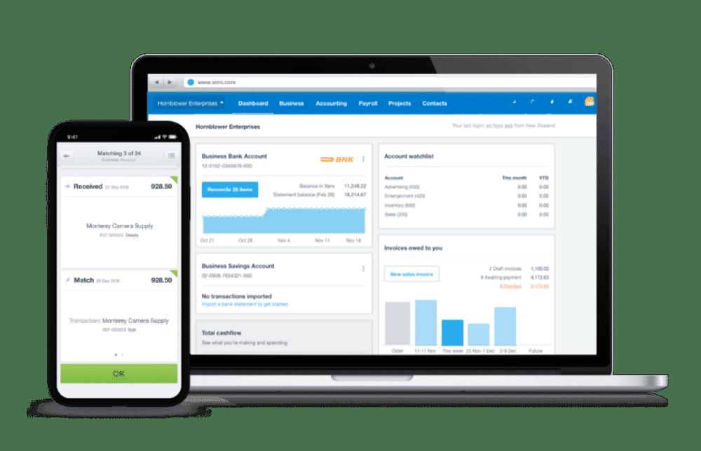Xero software for MTD For VAT for small businesses