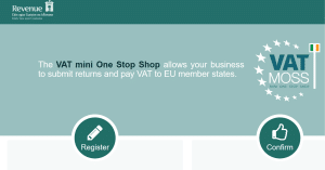 VAT MOSS after Brexit